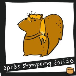 Après Shampoing solide