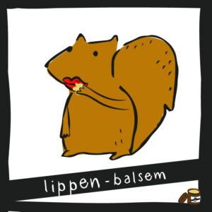 Lippen-balsem