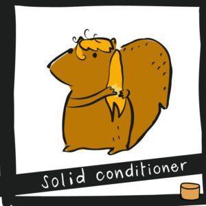 Solid conditioner