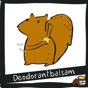 Deodorantbalsam