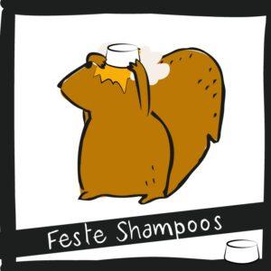 Feste Shampoos